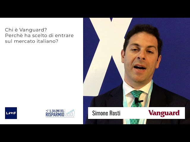 Simone Rosti (Vanguard) - SdR19