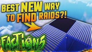 *NEW* 2017 WAY TO FIND BASES?! | Minecraft FACTIONS #521