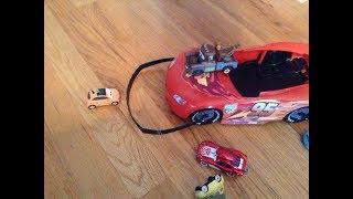 Cars Adventures 7-14-Robot Takedown