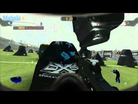 Greg Hasting's Paintball 2 Paint Xtreme World Championship Match 1