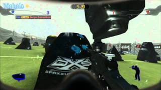 Greg Hasting's Paintball 2 Paint Xtreme World Championship Match 1