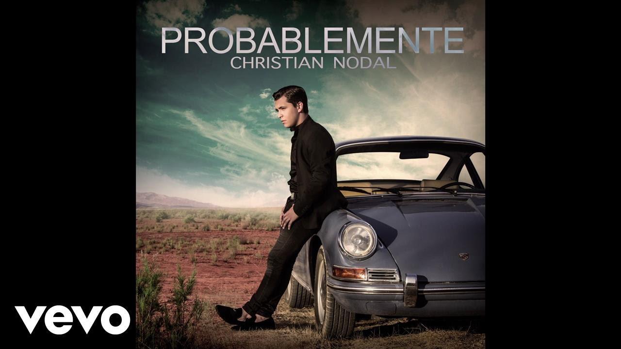 Christian Nodal - Probablemente (Audio)