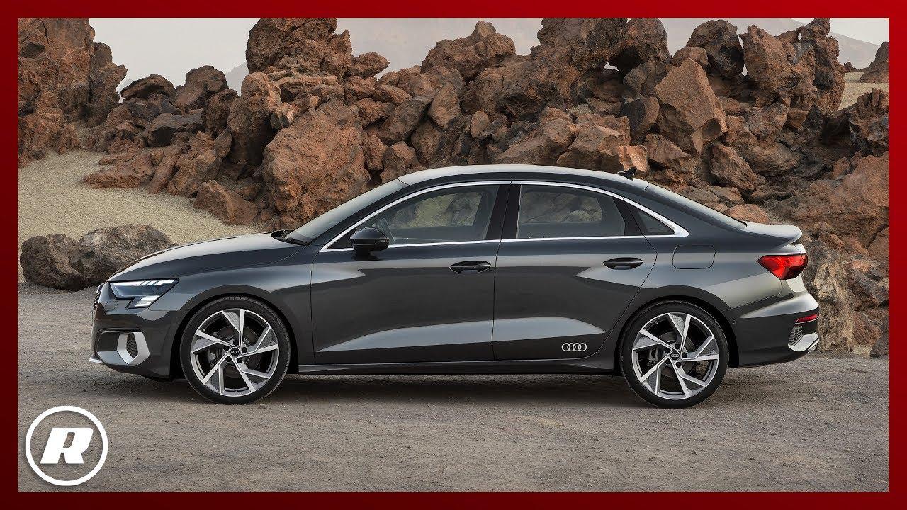 2021 Audi A3 sedan debuts mild-hybrid option, wild new ...