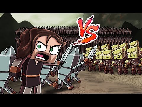 Minecraft | LORD OF THE RINGS: Battle of the Black Gate! (Good vs Evil)