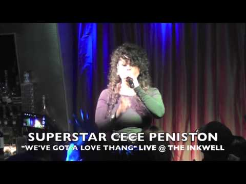CeCe Peniston Live @ The INKwell NYC Grown Folk Fridays After-work 1 16 2015