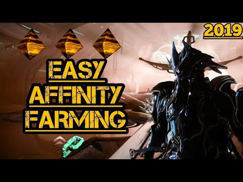 Best Place To Level Warframes 2019 Affinity Farming Quick Guide (2019) | Warframe Affinity Guide