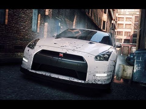 Video Game Trailers - Need For Speed Most Wanted Find It, Drive It True-HD 2013