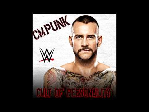 WWE: CM Punk  Cult of Personality Arena Effects+
