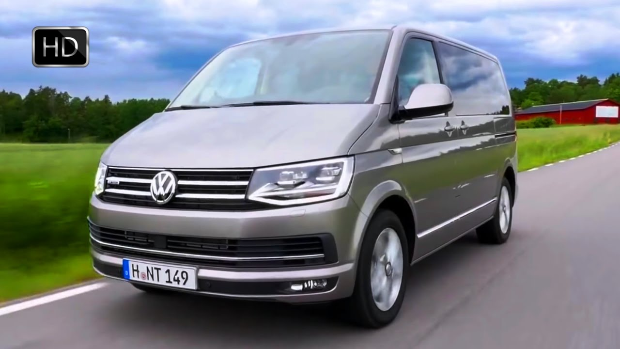 2016 volkswagen t6 multivan highline tdi 4motion design. Black Bedroom Furniture Sets. Home Design Ideas
