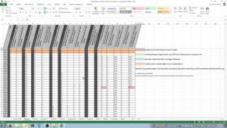 Python tricks: appending excel sheets, finding excel cell colors