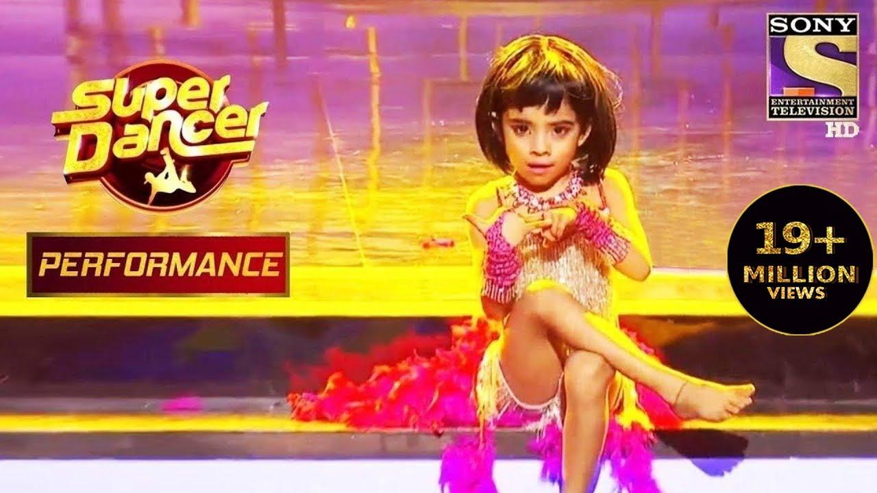Download Rupsa का कातिलाना Dance Style ने किया कमाल | Super Dancer Chapter 3