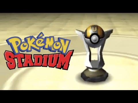 Pokémon Stadium - Prime Cup: Ultra Ball