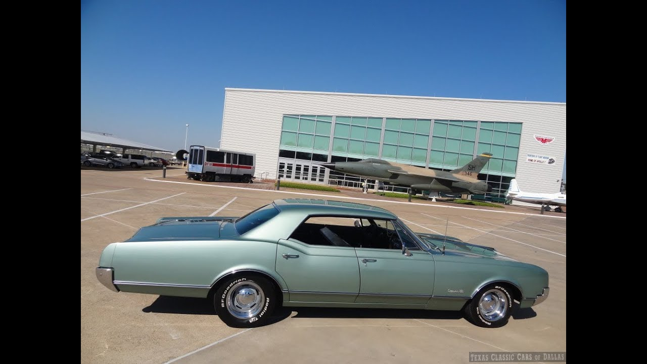 Used 1966 Oldsmobile Dynamic 88 Celebrity 4 Door Sedan ...