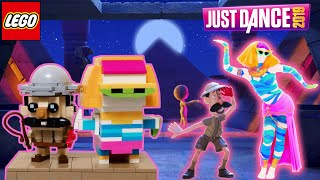 Download HOW TO BUILD - LEGO MIMIMI | BRICKHEADZ FROM JUST DANCE 2019!!! Mp3