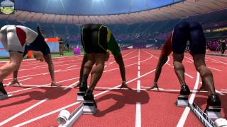[ SU Обзор ] London 2012 The Official Video Game