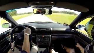 1999 audi a4 autocross