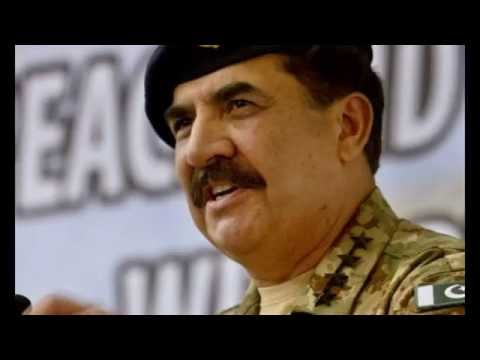Images Of General Raheel Sharif