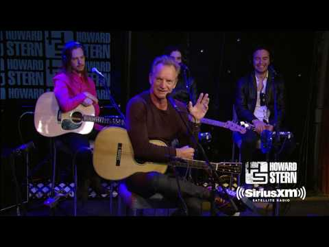 "Sting on the Origins of ""Roxanne"""