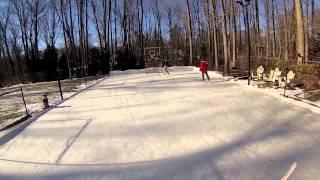 GoPro Pond Hockey