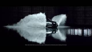 Surprinde ploaia cu Audi QUATTRO