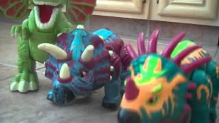 Imaginext Dino Race  1