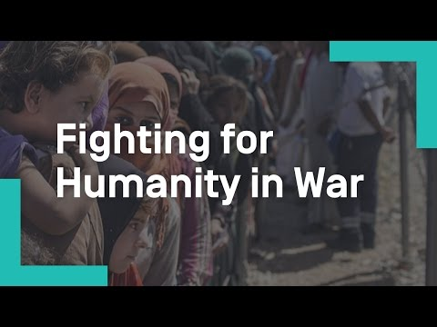 Fighting for Humanity in War