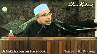 20131118-DR ASRI-Nilam Puri-Erti Sebuah Hijrah
