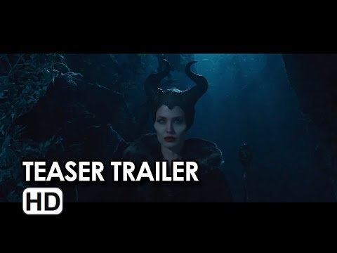 Maleficent Teaser Trailer Ufficiale Italiano (2014) - Angelina Jolie Movie HD