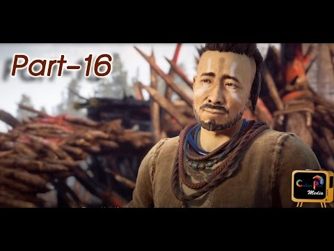 Horizon Zero Dawn Part 16 - At the gates