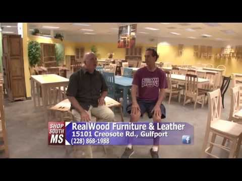 Shop South Mississippi - Real Wood Furniture