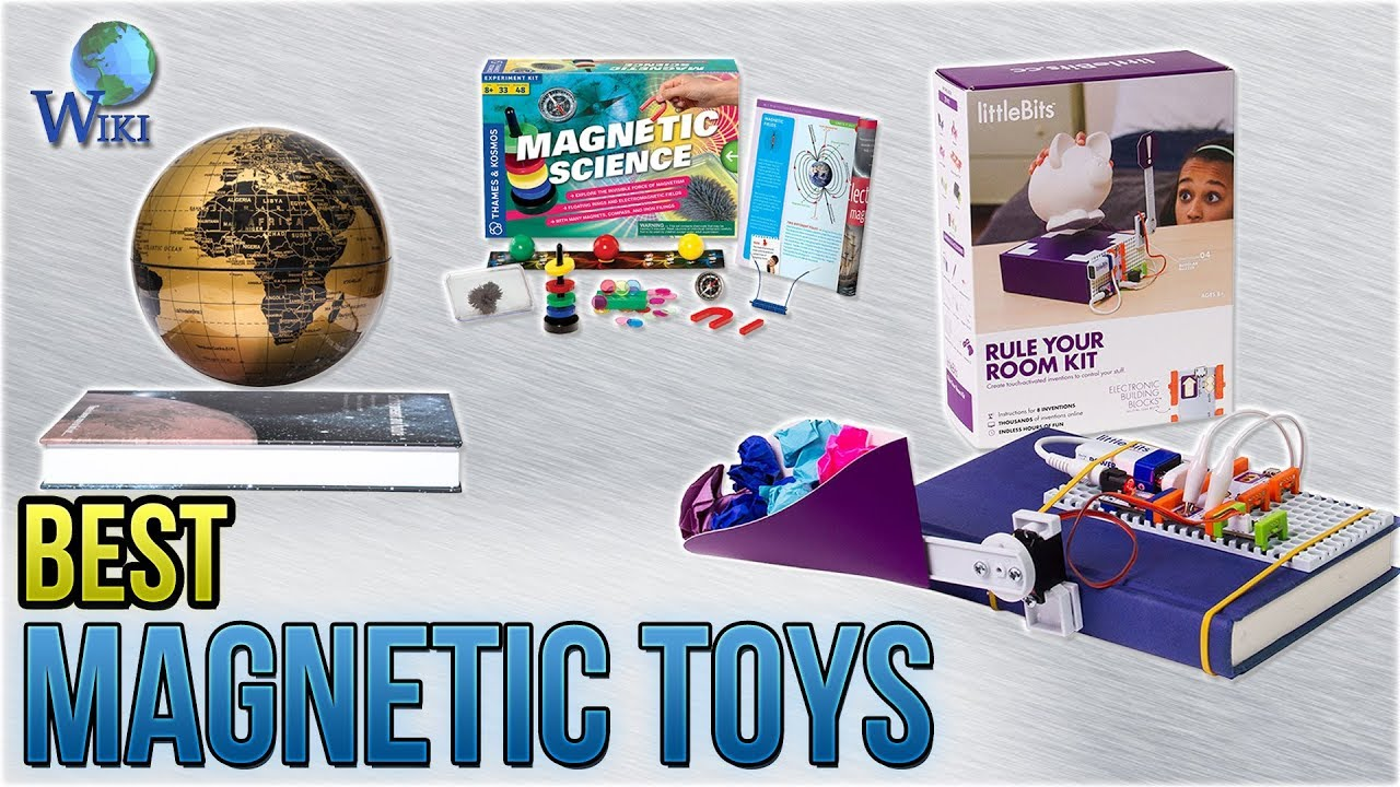 10 Best Magnetic Toys 2018
