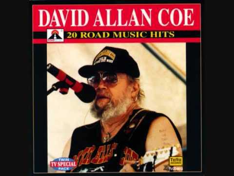 David Allan Coe - Tombstone Every Mile