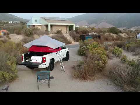 Crystal Cove State Park campgrounds