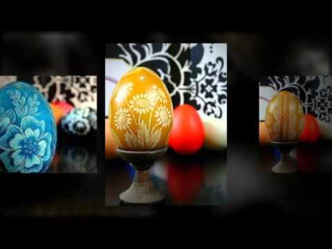 Lithuanian Egg Art