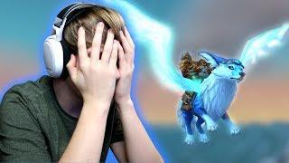 Blizzard Zrobi WSZYSTKO by Zostać Skrytykowany - Vulpine Familiar