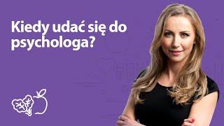 Kiedy udać się do psychologa? | Iwona Wierzbicka | Porady dietetyka klinicznego