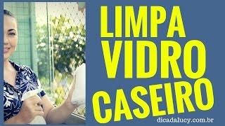MISTURINHA CASEIRA LIMPA VIDROS