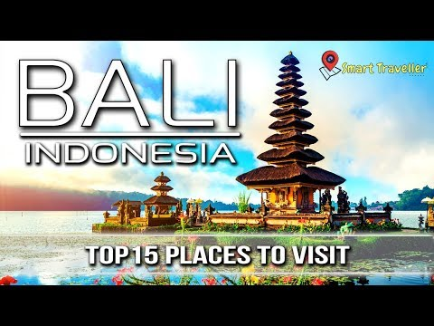 Bali | World's Best Destination | Top 15 Places to Visit | Indonesia