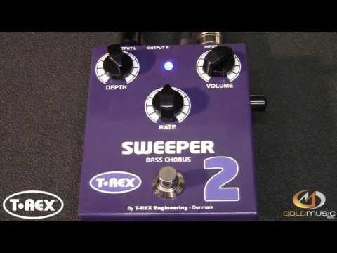 T-REX SWEEPER 2