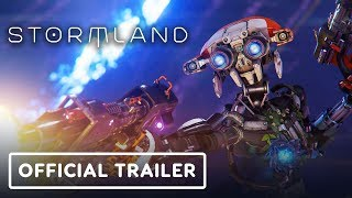 Stormland Official Launch Trailer (Insomniac)