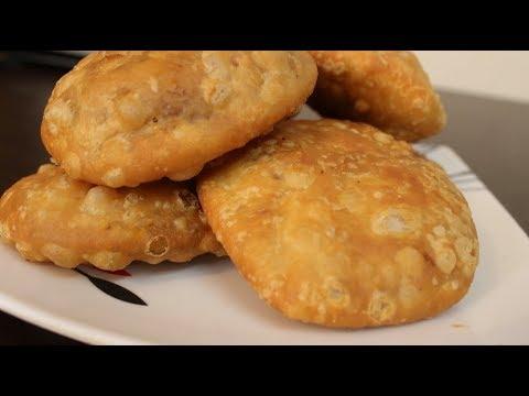Evening Tea Time SNACKS RECIPE- Khasta Kachori Recipe | Step By Step Method