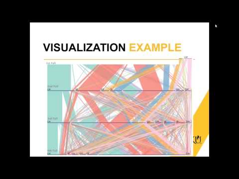 Using Data Mining and Visualization to Investigate Retention in STEM