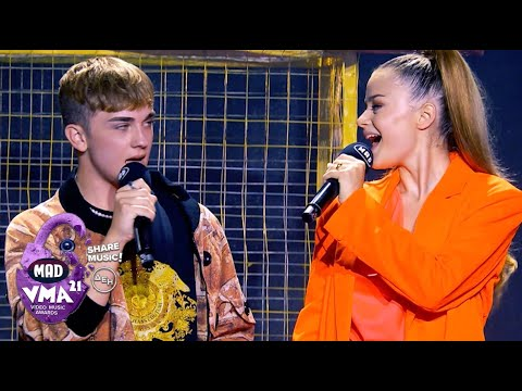 Stefania & Archolekas – Last Dance | MAD Video Music Awards 2021 από τη ΔΕΗ
