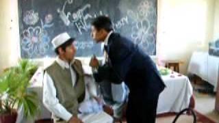 Comedy Show in Fauji Foundation School Lachi