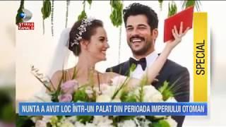 stirile kanal d 01 07 2017 imagini unice de la nunta lui kemal din dragoste infinita