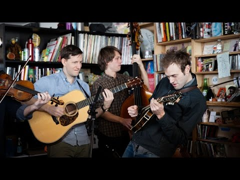 Punch Brothers: NPR Music Tiny Desk Concert