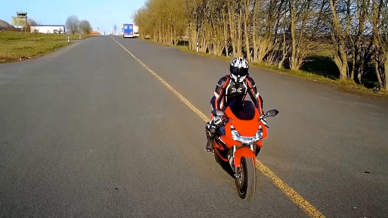 Honda CBR 954RR SC50 Fireblade & DJI Mavic Pro