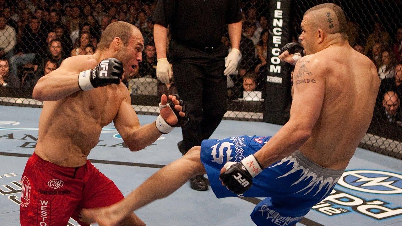 UFC 252: Top 5 Trilogias