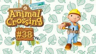 Animal Building - Animal Crossing: New Horizons #38 w/ Chiara