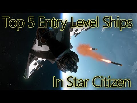 Inforunners Podcast Episode 21: Top 5 Entry Level Ships in Star Citizen